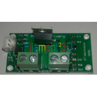 3D Printer heating controller / Power Delivery Expander