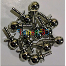 Duet3D Ball-stud ends for magball delta arms