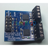 Duet3D Type K Thermocouples Daughterboard