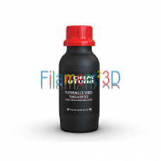 Resin Translucent Red 500mL