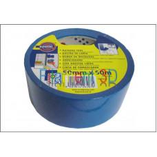 Blå tape 50mm