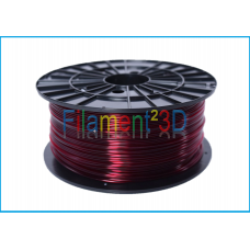 Transparent red ABS/T 2.85mm