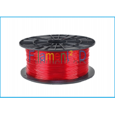 Transparent Red ABS/T 2.9mm
