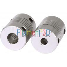 aluminum coupling 5/8mm
