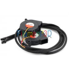 5V 5015 50mm Blow Radial Cooling Fan