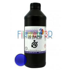 Monocure 3D Rapid Resin Blue 1L