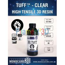 Monocure 3D RAPID TUFF™ - 500 ml - Clear