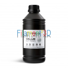 PrimaCreator Value UV / DLP Resin - 1000 ml - Light Grey