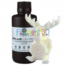 PrimaCreator Value Water Washable UV Resin - 1000 ml - White