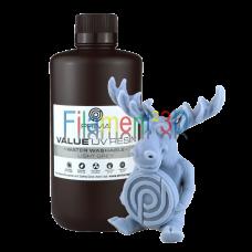 PrimaCreator Value Water Washable UV Resin - 1000 ml - Light Grey