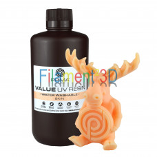 PrimaCreator Value Water Washable UV Resin - 1000 ml - Skin