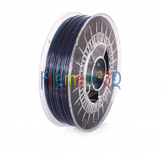 Transparent Navy Blue PETG 1.75mm 0.8Kg