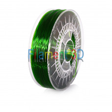 Transparent Pure Green PETG 1.75mm 0.8Kg