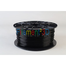 2Kg Sort PLA 1,75mm