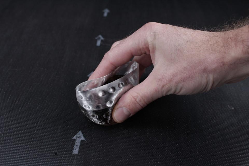 Klar TPU Python Flex 1,75mm